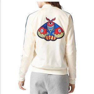 Adidas sz xl superstar firebird jacket